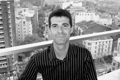 """Entrevista a Roberto Malo, autor de """"Los guionistas"""""""